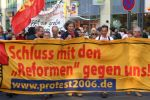 Demo in Köln 2006