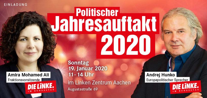 Jahresauftakt 2020