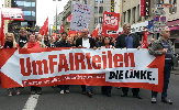 Umfairteilen-Demo, Sept. 2012