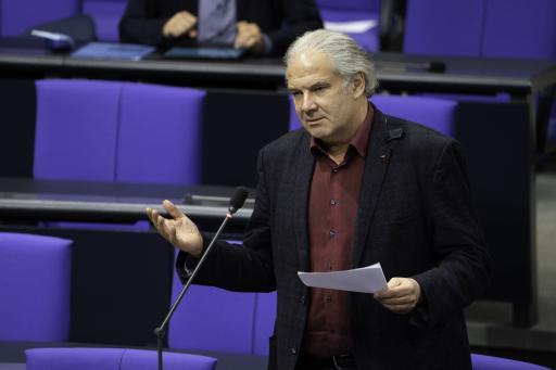 Andrej Hunko im Bundestag
