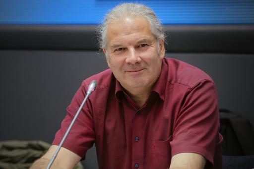 Andrej Hunko by Jan Kühn (2020)